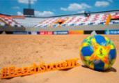 Brasil busca hexa na Copa do Mundo de Futebol de Areia | Reprodução | Twitter