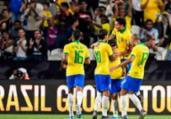 Brasil derrota a Coreia do Sul em amistoso | Karim Sahib | AFP