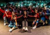 Camila Loures se apresenta em Salvador nesta sexta | Divulgação