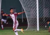 Vitória e Jacuipense fazem final do Baianão sub-17 | Renan Oliveira | Jacuipense