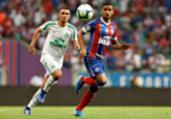 Marco Antônio desfalca o Bahia contra o Palmeiras | Felipe Oliveira | EC Bahia