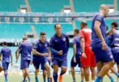 Bahia faz último treino antes de enfrentar o Palmeiras | Felipe Oliveira | EC Bahia