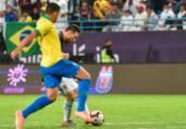 Thiago Silva critica atitude de Messi com Tite | Fayez Nureldine | AFP