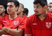 Vitória tomará medidas por escalação de Léo Ceará | Reprodução | Instagram