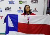 Baianos ganham medalhas nas Paralimpíadas Escolares | Hilda Fausto | Sudesb