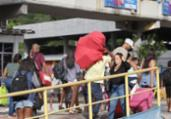 Rodoviária e ferry contam com esquema para o feriadão | Uendel Galter | Ag. A TARDE