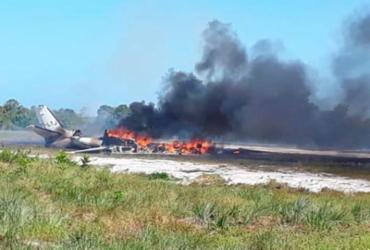 Mulher morre carbonizada e nove ficam feridos após queda de aeronave | Dudu Face | Camamu Noticias