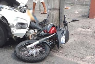 Após assalto e perseguição, suspeito tem perna amputada | Cidadão Repórter | Via Whatsapp