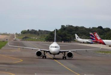 Aeroporto de Salvador volta a funcionar após ter voos cancelados por causa da chuva | Joá Souza | Ag. A TARDE