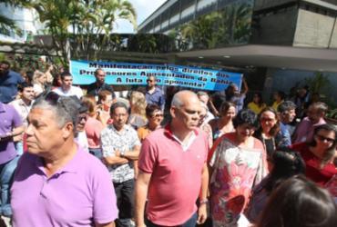 Reforma administrativa de Bolsonaro ataca direitos dos servidores, diz APLB | Luciano da Matta | Ag. A TARDE