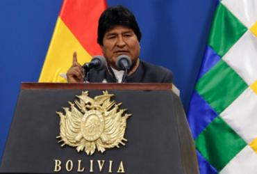 Evo Morales descarta participação no novo governo da Bolívia | Jorge Bernal | AFP