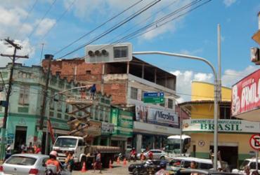 Homens são presos em flagrante após assalto a loja em Gandú | Divulgação