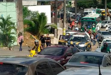 Tentativa de assalto em Mata Escura deixa motorista de aplicativo e dois suspeitos mortos | Reprodução | Cidadão Repórter
