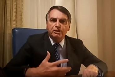Até parece que o melhor para os Bolsonaro seria mesmo a ditadura | AFP
