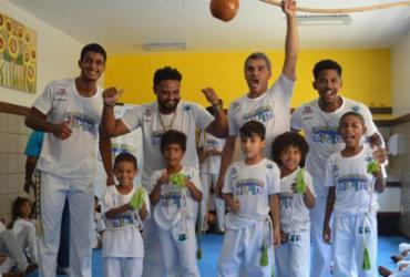 Capoeiragem Mirim promove batismo de jovens de Camaçari