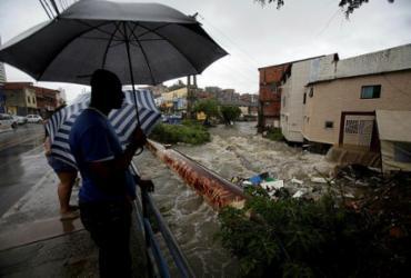 Previsão é de mais chuva nesta quarta em Salvador | Raphael Muller / Ag. A TARDE