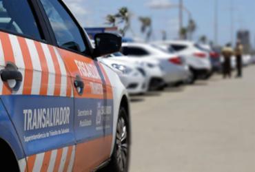 Ciclista é atropelado por assaltantes durante fuga em Salvador | Gilberto Junior | Ag. A TARDE