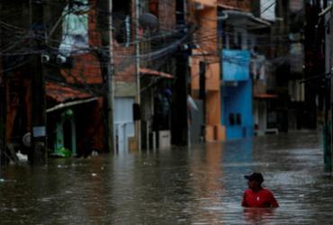 Fenômeno meteorológico intensificou volume de chuvas em Salvador | Raphael Muller | Ag. A TARDE