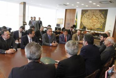 Missão internacional do Consórcio do Nordeste é discutida no Itamaraty | Divulgação | Secom
