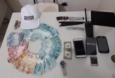 Trio suspeito de sequestro e roubo na Bahia é preso em Minas Gerais | Divulgação | SSP