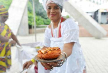 Dia Nacional das Baianas de Acarajé será comemorado no Pelourinho neste sábado | Shirley Stolze | Ag. A Tarde