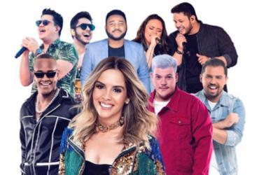 Dupla sertaneja é confirmada no DVD de Mariana Fagundes | Divulgação