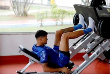 Com oito desfalques, Bahia dá sequência em preparação visando o Palmeiras | Felipe Oliveira | EC Bahia