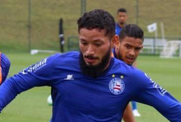 Com apenas um treino, Bahia encerra preparação para duelo contra o Cruzeiro | Felipe Oliveira | EC Bahia