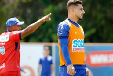Suspensos, João Pedro e Guerra desfalcam Bahia contra o Atlético | Felipe Oliveira | EC Bahia