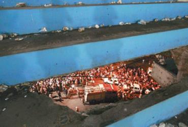 Acidente na antiga Fonte Nova completa 12 anos | Welton Araújo | Ag. A TARDE