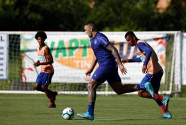 Reservas do Bahia disputam jogo treino com equipe sub-20 no Fazendão | Felipe Oliveira | EC Bahia