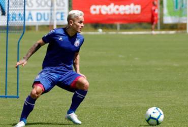 Artur volta aos treinos e reforça o Bahia na Série A | Felipe Oliveira | EC Bahia