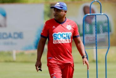Roger promove tático e monta equipe titular para enfrentar o Flamengo | Felipe Oliveira | EC Bahia
