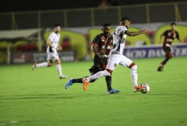 Vitória goleia o Brasil de Pelotas e se afasta do Z4 | Uendel Galter | Ag. A TARDE