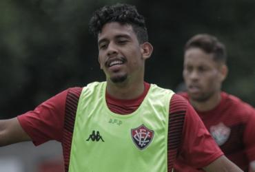 Bocão sofre lesão no joelho e não joga mais pelo Vitória em 2019 | Letícia Martins | EC Vitória
