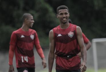 Com retornos, Vitória fecha preparação para duelo contra o CRB | Letícia Martins | EC Vitória