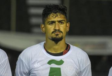 Zagueiro Ramon completa 200 jogos pelo Vitória contra o Paraná | Pietro Carpi | EC Vitória
