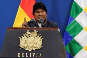 Evo Morales convoca novas eleições presidenciais na Bolívia | Jorge Bernal | AFP