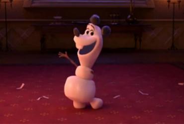 Frozen 2: Prévia inédita mostra personagens fazendo mímica | Reprodução | Youtube