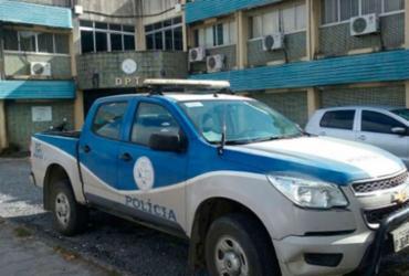 Corpo foi encaminhado ao DPT | Foto: Aldo Matos | Acorda Cidade - Aldo Matos | Acorda Cidade