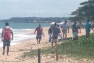 Homem morre afogado em praia de Porto Seguro