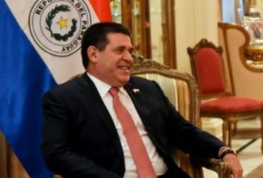 Câmbio, Desligo: ex-presidente do Paraguai é alvo de mandado de prisão | AFP | Norberto Duarte