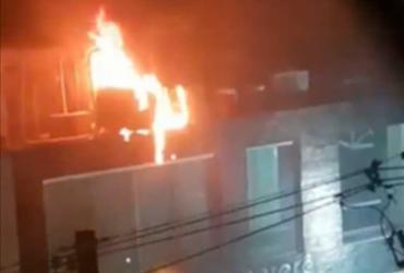 Incêndio atinge academia no bairro da Graça | Reprodução | Youtube