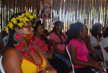 1º Encontro Indígena da Economia Solidária é realizado no Sul da Bahia