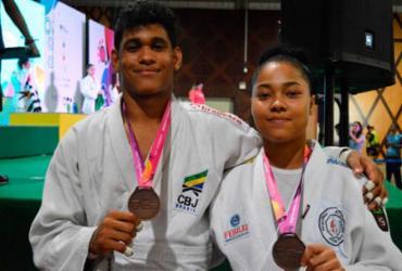 Bahia fatura quatro medalhas na primeira etapa dos Jogos Escolares | Jéssica Tavares | Sudesb