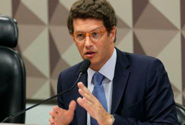 Justiça determina quebra de sigilos do ministro Ricardo Salles   Fabio Rodrigues Pozzebom   Agência Brasil
