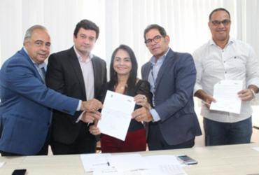 Lauro de Freitas e Embasa fecham acordo para os próximos 30 anos | Divulgação