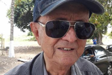 Roque Aras, o pai de Augusto, diz que o filho não vai tolerar corrupção | Levi Vasconcelos | Ag. A TARDE