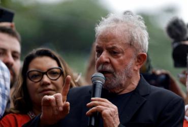 Lula estará em Salvador na próxima quinta-feira | Miguel Schincariol | AFP
