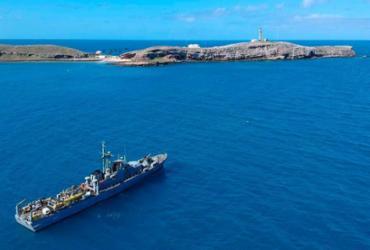 Para combater manchas de óleo, navio da Marinha chega a Ilhéus nesta quarta | Marinha do Brasil | Divulgação